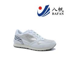 Mode féminine Casual chaussures de course à plat (BFJ42013)
