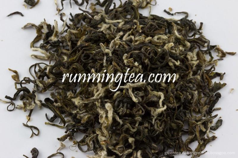 Незнакомка зеленый чай