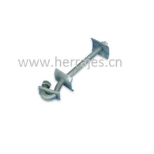 Suspension Hook, Eye Bolts, Overhead Line Solutions, Through The Pole