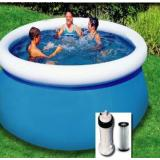 commercial inflatables water pool