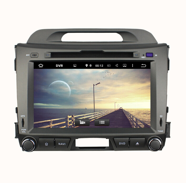 8 inch Android KIA Sportage Car Multimedia Player