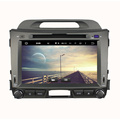8 tums Android KIA Sportage Car Multimedia Player