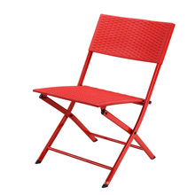 Wholesale Outdoor Garden Plastic Folding Portable Chair