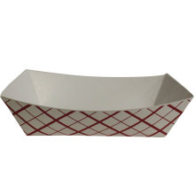 Paper Food Tray for Carnivals and Picnics. Holds Nachos, Fries