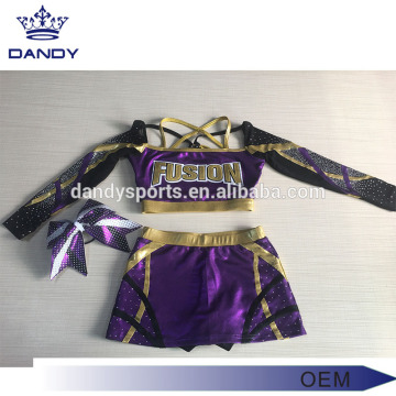 Vêtements Purple Mystique Cheerleading