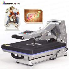 2015 Sunmeta New T-shirt Heat Press Machine,automatic sublimation machine (ST-4050B)