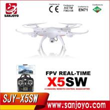 Syma X5SW Wifi FPV en tiempo real mejor drone loro RC Quadcopter Drone con cámara de 2MP HD Última versión Upgrade-X5C / X5SC