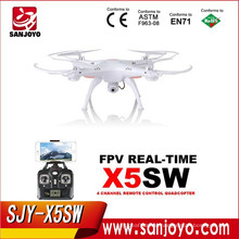 Syma X5SW Wifi FPV Real-time best parrot drone RC Quadcopter Drone with 2MP HD Camera Latest Version Upgrade-X5C /X5SC