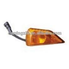 Peças de reposição chinesas do caminhão, lâmpada lateral de Howo