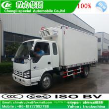 Isuzu 3815mm 4X2 8tons Frozen Food Transport Truck