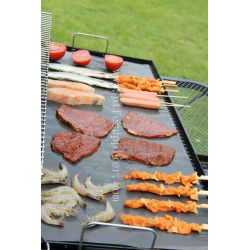 PTFE Reusable Heavy-duty Non-stick BBQ Grill Liner
