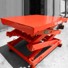 Mobile Self-propelled Scissor Lift with Removeable Platform Control Box