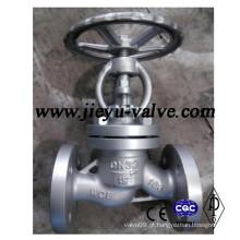 Válvula de Globo de Aço Carbono DIN Pn16 Dn32