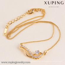 41485-Xuping Mode Hohe Qualität und Neues Design Halskette