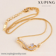 41485-Xuping Fashion High Quality and New Design Necklace