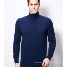 2017 autumn winter jumper turtle neck men cashmere sweater