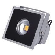ETL, SAA 20W LED flood light with COB Bridgelux, PIR Sensor