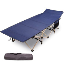 Extra Wide Sturdy Portable Sleeping Cot