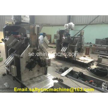 PLC-styrning CNC Steel Angle Cutting Machine
