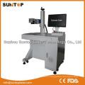 Stainless Steel Black Marking Laser Machine/Black Marking Fiber Laser Printing Machine