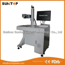 Stainless Steel Black Marking Laser Machine/Black Marking Fiber Laser Printing Machine
