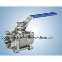 Three-Piecethreaded Ball Valve