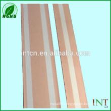 Thermostat parts contact materials Silver copper Bimetal strip