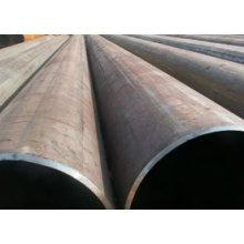 diamètre 76,1 mm p265tr1 25crmo pipe sans couture légère en acier