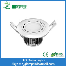 5W/7W LED Downlights of indoor lighting