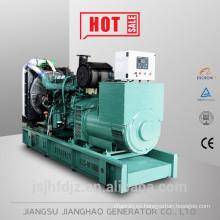 Generador diesel 64KW fijado con el motor 380v 50HZ de CUMMINS con el alternador de Stamford