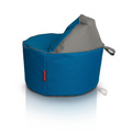 Kids beanbag pouf and chair two way use