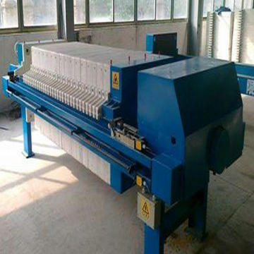 Hydraulic Press Auto Pulling Plate Filter Press