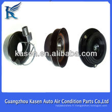4PK 125MM Air conditionné Magnetic Clutch pour KIA RIO