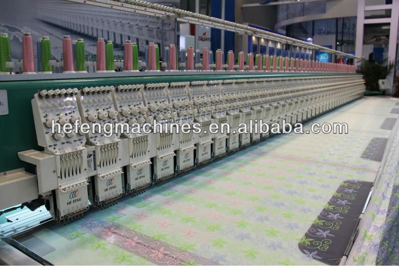 lace embroidery machine 2