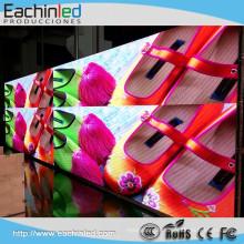 Mur visuel mené d'intérieur mené polychrome d'arrière-plan d'affichage de P2.5mm HD