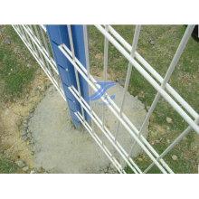 Cerca de seguridad de alta calidad del alambre horizontal doble