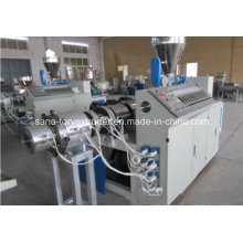 200 to 400mm PVC pipe extruder machine with price/Pipe extrusion line