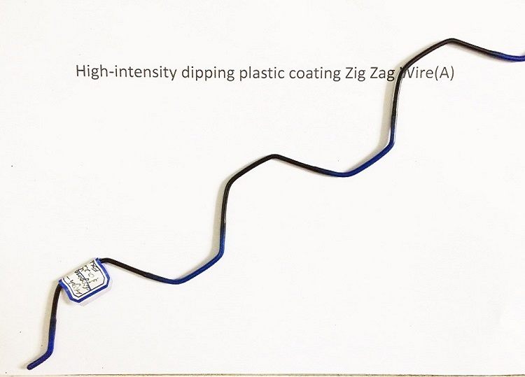 Cheap Zig Zag Wiggle Wire for Greenhouse