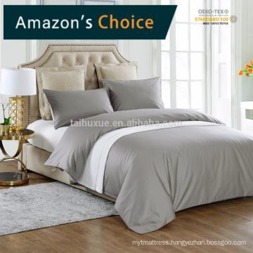 4pcs Silk Comforter Set for Summer Light Weigh Comforter set
