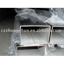 Tubo de acero rectangular / sección rectangular / RHS