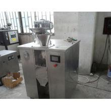 Granulador de la prensa del rollo del método seco de la serie de GZL 2017, principio de funcionamiento del granulador oscilante de SS, soporte horizontal del mezclador de alimentos