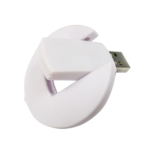 Plastic USB 2.0 Flash Drive
