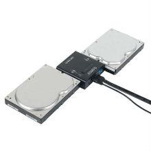 Adaptador portátil SATA de Duplicador HDR de ORICO; Duplicador de HDD de 2,5 '' e 3,5 ''; adaptador de clone sata hdd