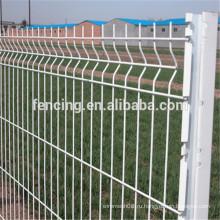 Низкая стоимость 3D изогнутой проволочной сетки забор