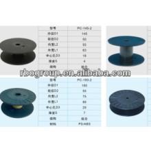 Rouleaux/bobines/canette PC pour fils et câbles (bobine de kraft)