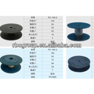 Rolos/bobinas/bobina do PC para fios e cabos (carretel de embalagem)