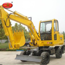 8,5 Ton Hydraulic Bucket Wheel Excavator