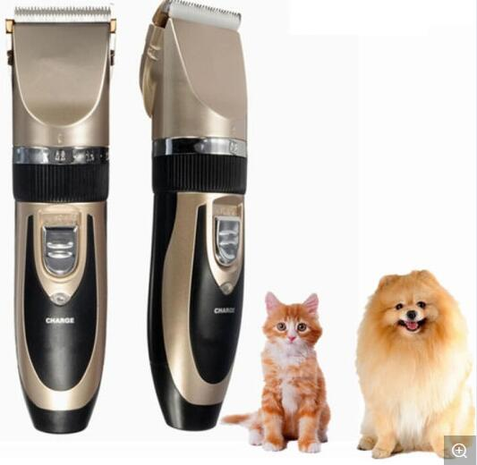Rechargeable Pet Clippers