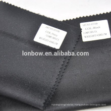 black and navy color in stock pure 100% cashmere fabric