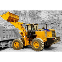 SEM660B жүк тиегіштер 6ton Heavy Duty Wheel Loader